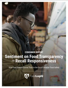 Consumer Report Food Transparency