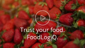 Trust your food. FoodLogiQ.