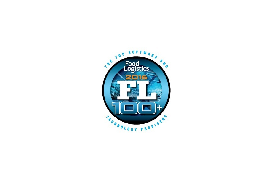 FoodLogiQ Named to Food Logistics' 2016 FL100+ Top Software and Technology Providers List