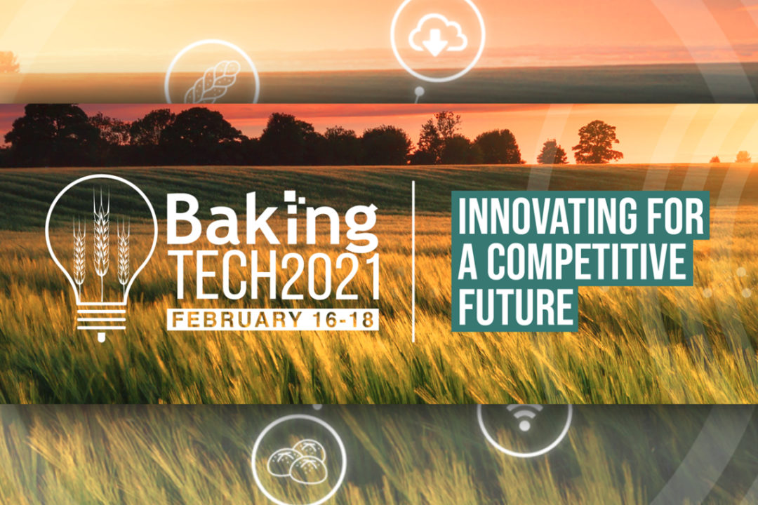 Innovating for a Competitive Future at BakingTECH 2021