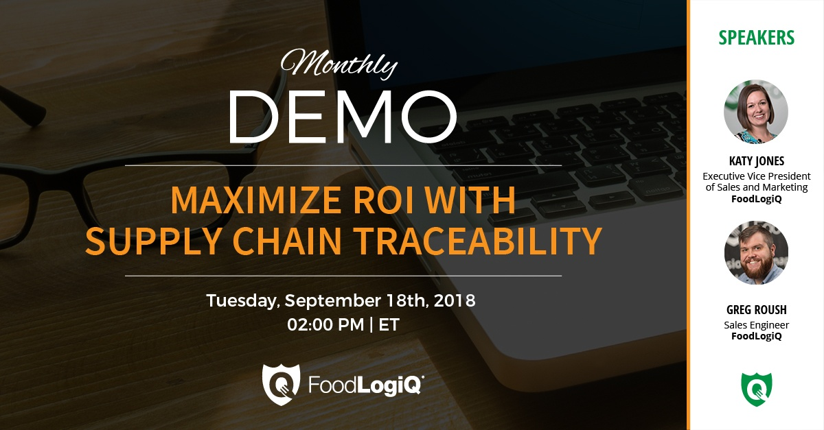 Blog Maximize ROI with Supply Chain Traceability
