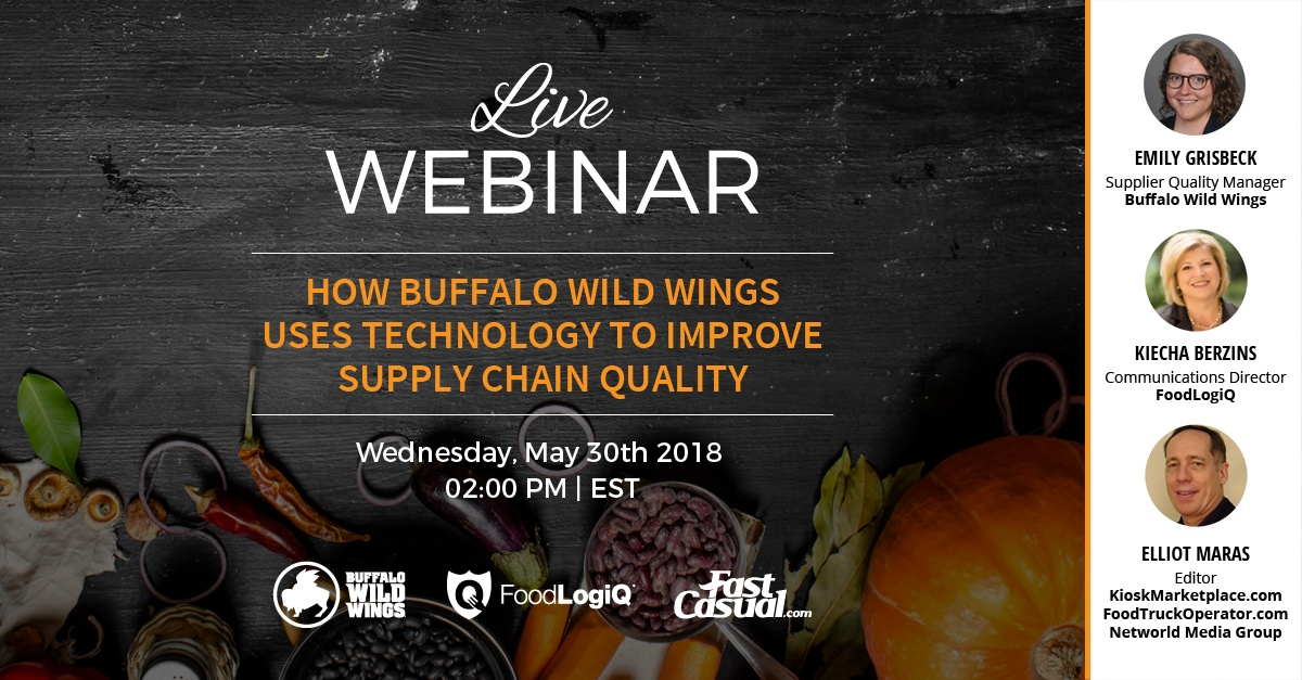 How Buffalo Wild Wings Uses Technology to Improve Supply Chain Quality