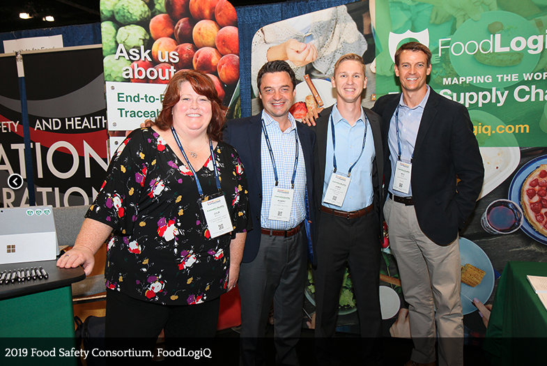 FoodLogiQ Attends 7th Annual Food Safety Consortium Conference & Expo