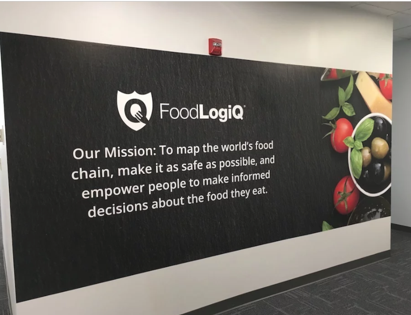 FoodLogiQ Mission Statement