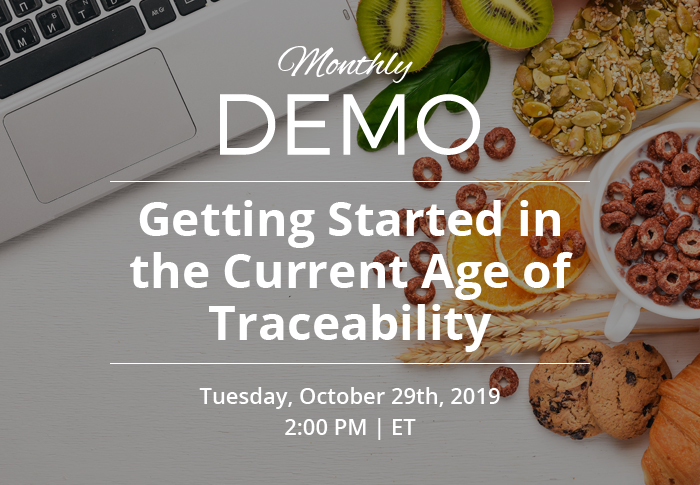 Getting Started in the Current Age of Traceability