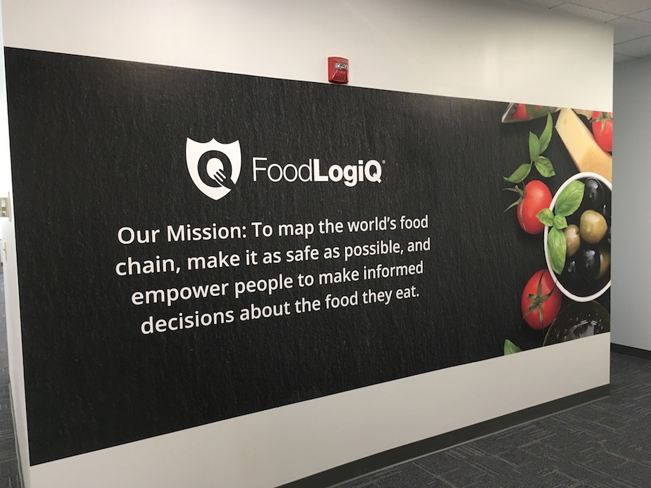FoodLogiQ Secures Lead Investor for Series B Financing