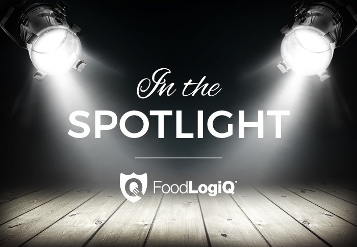 In the Spotlight with FoodLogiQ's Troy Coll