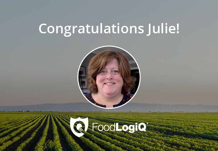 Julie McGill Named to the 2019 Food Logistics Champions: Rock Stars of the Supply Chain