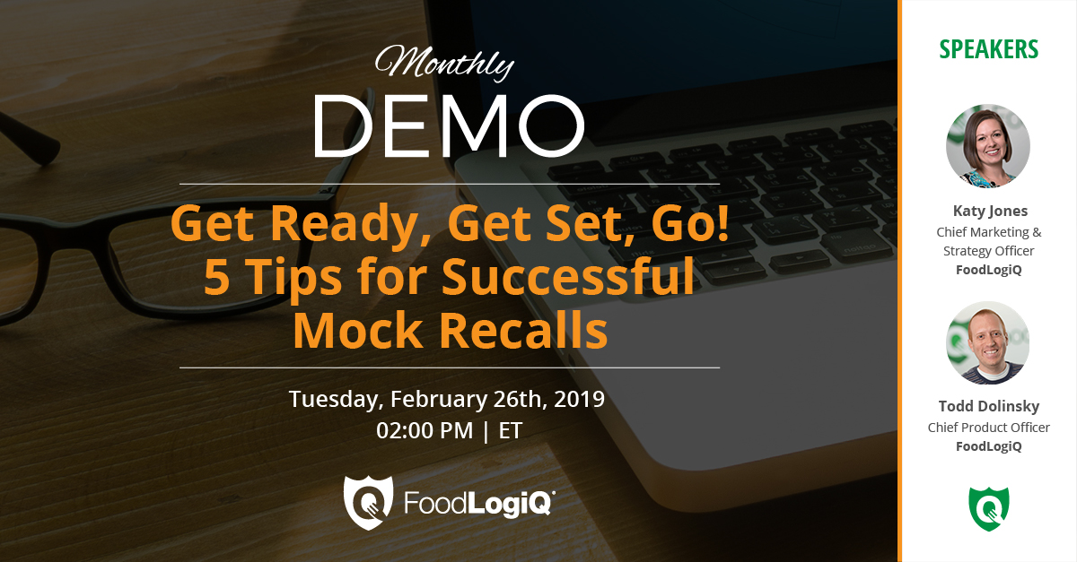 Get Ready, Get Set, Go! 5 Tips for Successful Mock Recalls