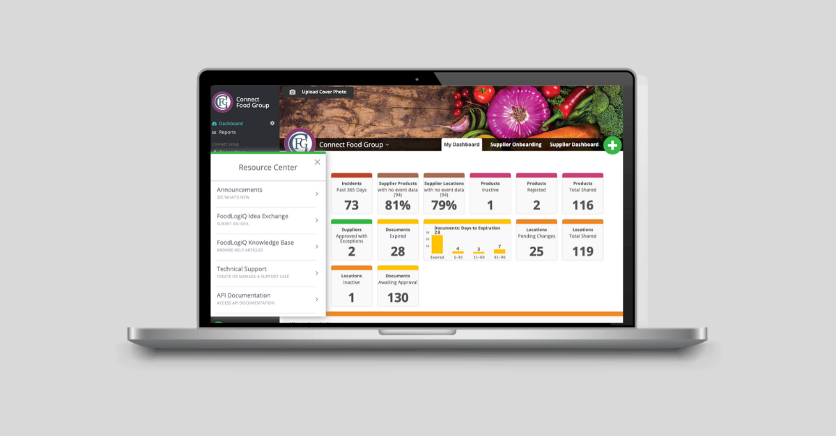 FoodLogiQ's Spring 2020 Release: Attribute Alerts, Exception Reports, Email Digests and More