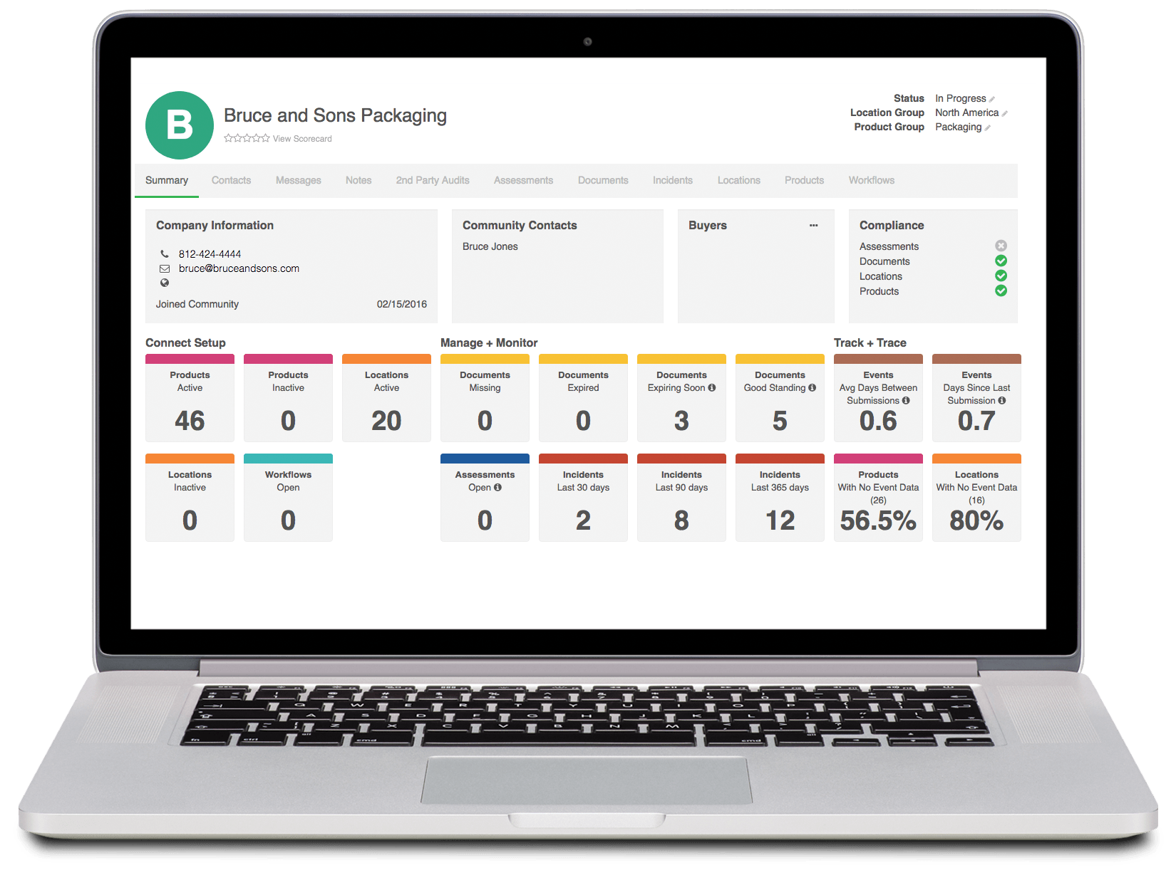 FoodLogiQ Traceability Solution Now Includes Active Monitoring, Enhanced Reporting
