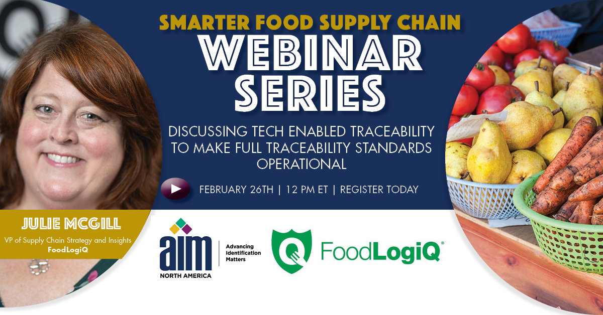 Tech Enabled Traceability in the Food Safety Supply Chain