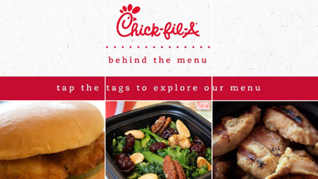 Chick-fil-A Goes