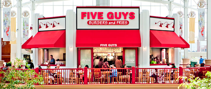 Five Guys Selects FoodLogiQ to Connect Global Supply Chain