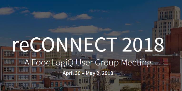 FoodLogiQ Announces Inaugural User Group Meeting