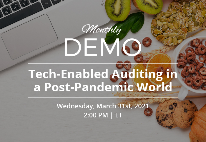 Tech-Enabled Auditing in a Post-Pandemic World